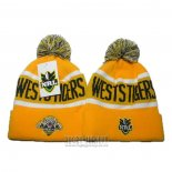 NRL Beanie Wests Tigers Yellow