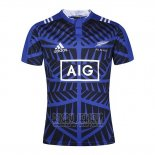 New Zealand All Blacks Rugby Jersey Blue