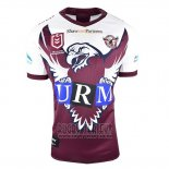 Manly Warringah Sea Eagles Rugby Jersey 2019 Heroe