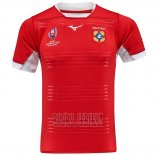 Tonga Rugby Jersey RWC 2019 Red