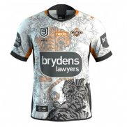Wests Tigers 9s Rugby Jersey 2020 White