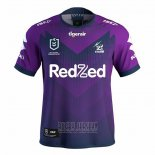 Melbourne Storm Rugby Jersey 2021 Home