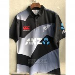 Polo All Blacks Rugby Jersey 2020-2021 Black