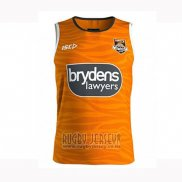 Wests Tigers Rugby Tank Top 2019 Training