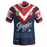 Sydney Roosters Rugby Jersey 2018-19 Conmemorative