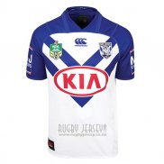 Canterbury Bankstown Bulldogs Rugby Jersey 2018 Home