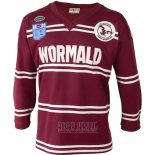 Manly Warringah Sea Eagles Rugby Jersey 1987 Retro