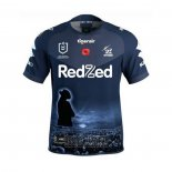 Melbourne Storm Anzac Rugby Jersey 2021 Commemorative