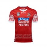 Tonga Rugby Jersey 2017 Home