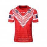 Tonga Rugby Jersey 2019 Home