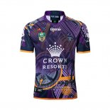 Melbourne Storm Rugby Jersey 2018-19 Conmemorative