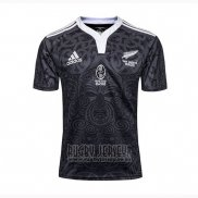 New Zealand All Blacks Maori Rugby Jersey 100th Commemorative