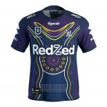 Melbourne Storm Rugby Jersey 2021 Indigenous