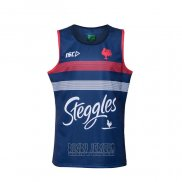France Rugby Tank Top 2020 Blue