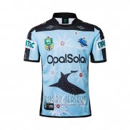 Sharks Rugby Jersey 2018-19 Conmemorative
