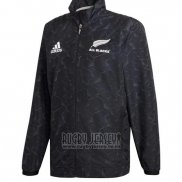 New Zealand All Blacks Rugby 2018-19 Jacket