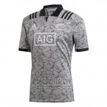 Nouvelle Zelande Maori All Blacks Rugby Jersey 2018-19 Home