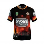 Wests Tigers Rugby Jersey 2018 Commemorative