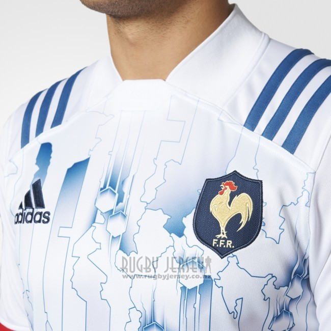 France Rugby Jersey 2018 Home