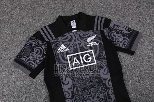 83104ec4cbc New Zealand All Blacks Rugby Jersey 2017 Maori | RUGBYJERSEY.CO.NZ
