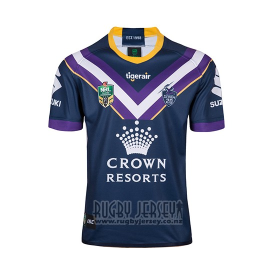 8b43c7ba7b5 Melbourne Storm Rugby Jersey 2018 Home   RUGBYJERSEY.CO.NZ