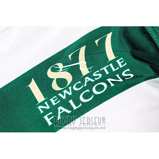 Newcastle Falcons Rugby Jersey 2018 Home