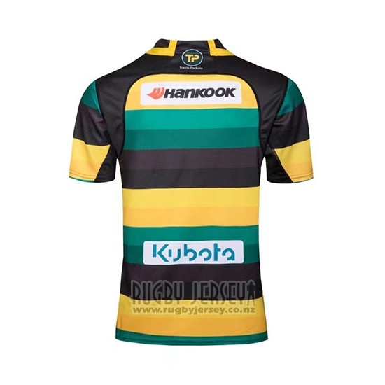 best service 92417 9ff04 Southampton Rugby Jersey 2017 Home