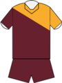 Brisbane Broncos Rugby Jersey 2018-19 Commemorative